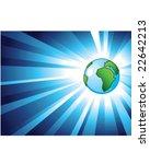 artistic illustration of the... | Shutterstock .eps vector #22642213