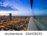 tel aviv city   view of tel... | Shutterstock . vector #226428232