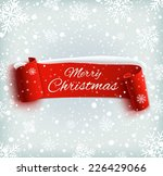 merry christmas celebration... | Shutterstock .eps vector #226429066