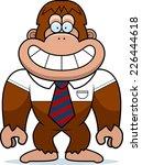 a cartoon illustration of a... | Shutterstock .eps vector #226444618