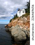 Bass Harbor Lighthouse In...