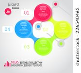 vector colorful infographics...
