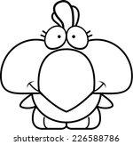 a cartoon illustration of a... | Shutterstock .eps vector #226588786
