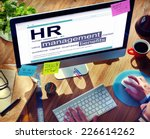 digital dictionary human... | Shutterstock . vector #226614262