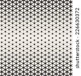 vector seamless pattern. modern ... | Shutterstock .eps vector #226630372