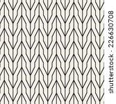 seamless vector pattern.... | Shutterstock .eps vector #226630708