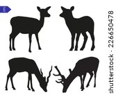 Vector Silhouettes Of Males ...
