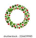 abstract beauty christmas and... | Shutterstock .eps vector #226659985