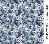 winter seamless pattern | Shutterstock . vector #226690336