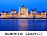 The Hungarian Parliament...