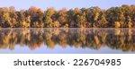Fall Foliage On The Potomac...