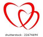 heart | Shutterstock . vector #22674694