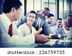 business people corporate... | Shutterstock . vector #226759735
