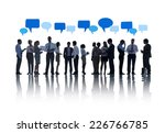 business people in meeting | Shutterstock . vector #226766785