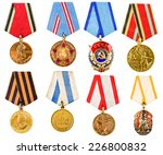 Each Medal Photographed...
