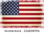 usa flag | Shutterstock . vector #226838596