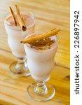 mexican restaurant bar serving... | Shutterstock . vector #226897942