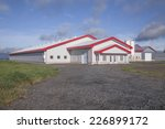Modern Dairy Barn Located In...