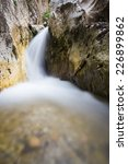 waterfalls of the ruzzo torrent | Shutterstock . vector #226899862