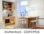 beautiful and model interior of ... | Shutterstock . vector #226919926