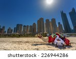 dubai  uae   october 11 ... | Shutterstock . vector #226944286