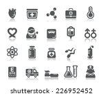 medical icon | Shutterstock .eps vector #226952452