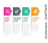 text box  design element....   Shutterstock .eps vector #226975645