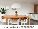 interior  lovely apartment... | Shutterstock . vector #227020606