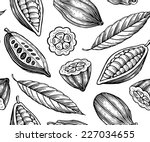Engraved Pattern Of Leaves And...
