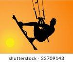 man doing   Shutterstock . vector #22709143