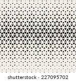vector seamless pattern. modern ... | Shutterstock .eps vector #227095702