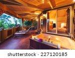 Beautiful Romantic Deck On...