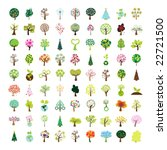 One Hundred Tree Icon   Part 1...