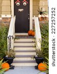 Residential House Decorated Fo...