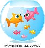 Goldfish Happy Family  With...