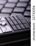 cell on laptop | Shutterstock . vector #22733356