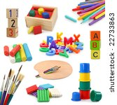 Preschool Objects Collection...