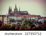 View Of Old Town And Prague...