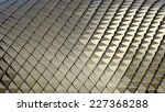 abstract view of real metal... | Shutterstock . vector #227368288