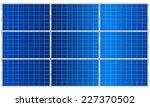 Solar Panel. Vector...