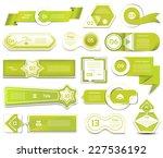 modern infographics options... | Shutterstock .eps vector #227536192