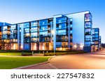creative abstract house... | Shutterstock . vector #227547832