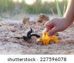 Boy Play Loader Toy
