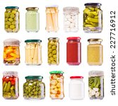 Various Preserved Food Isolate...