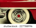retro styled image of the wheel ... | Shutterstock . vector #227788996