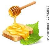 vector honey | Shutterstock .eps vector #22782517