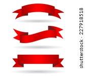 ribbon banners   Shutterstock .eps vector #227918518
