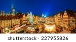 Christmas Market In Frankfurt ...