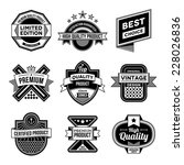 high quality assorted designs... | Shutterstock .eps vector #228026836