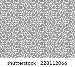 seamless pattern of... | Shutterstock .eps vector #228112066